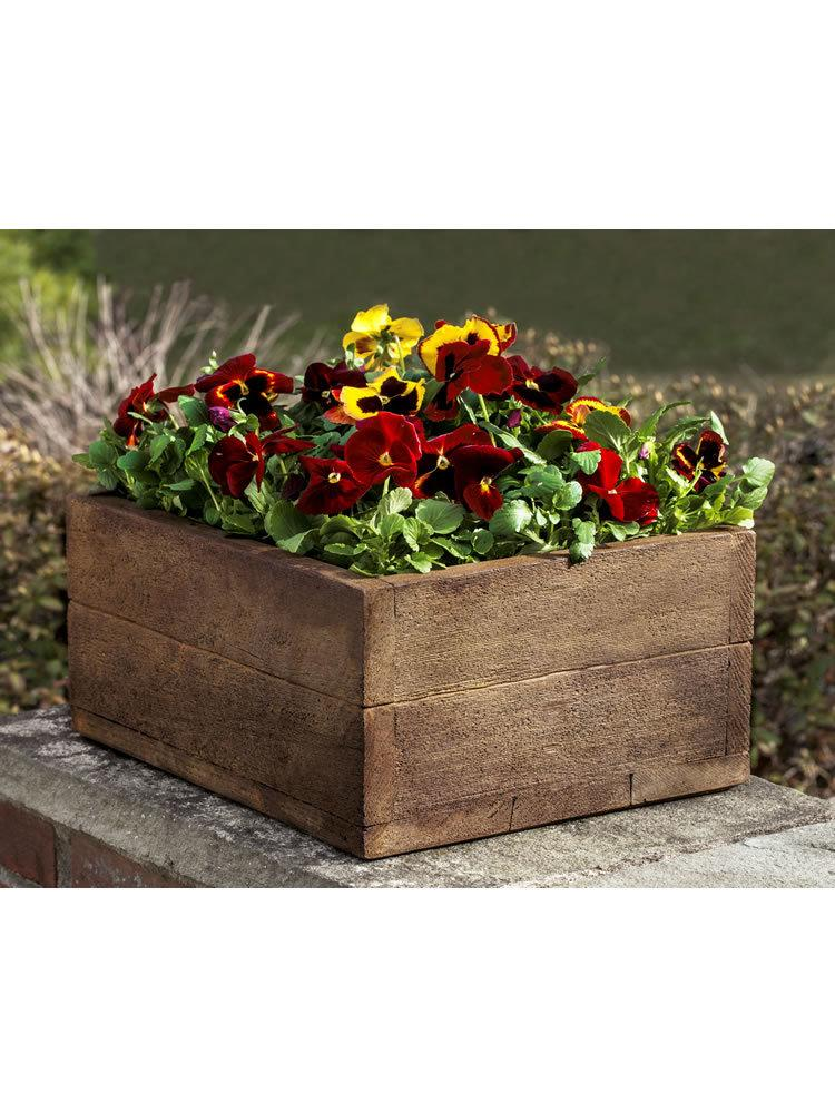 Tall Barn Board Planter