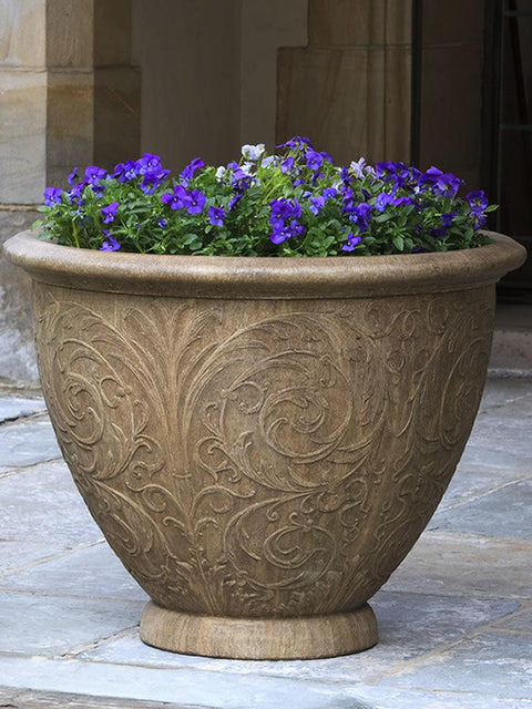 Arabesque Large Planter