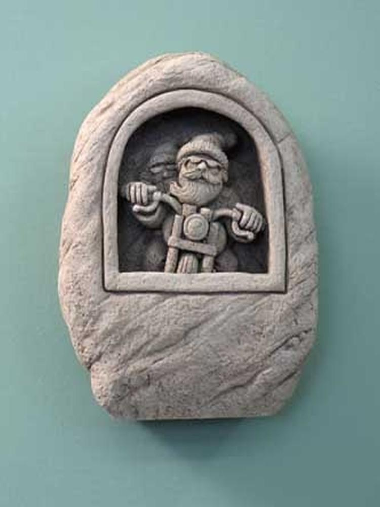 Naughty & Nice Garden Stone/Plaque