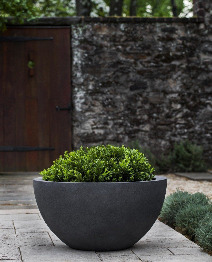 Piccadilly Lite Planter  - Lead Lite