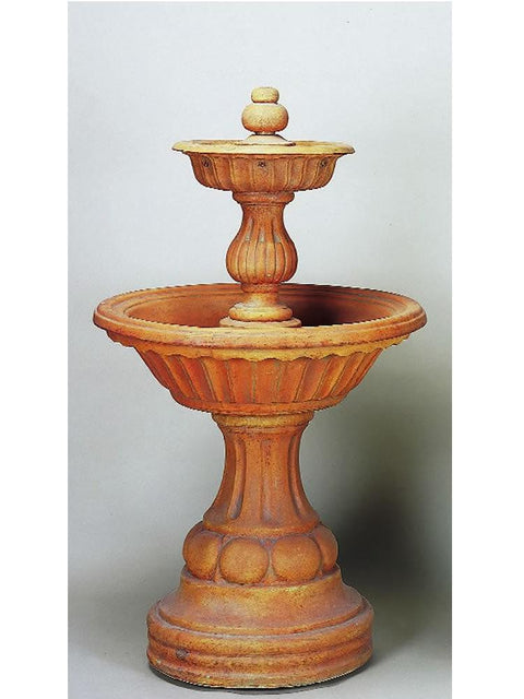 Two Tier Siena Fountain