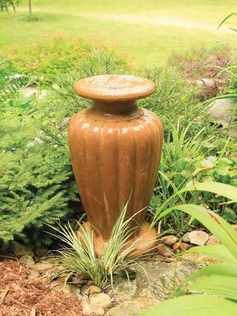 Terra Cotta Greek Urn Fountain Kit