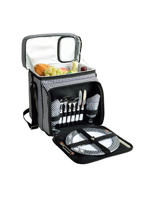 "Picnic Cooler for Two 11"" Wide"