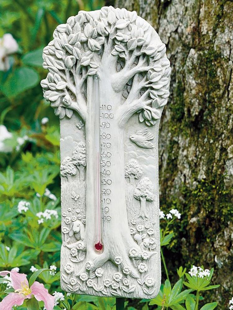 Shade Tree Thermometer