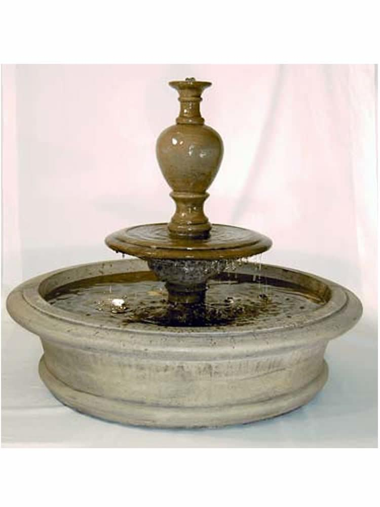 Fairfield Fountain with Urn