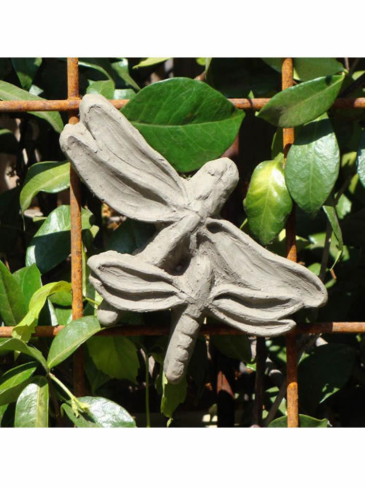 Spring Dragonfly Plaque