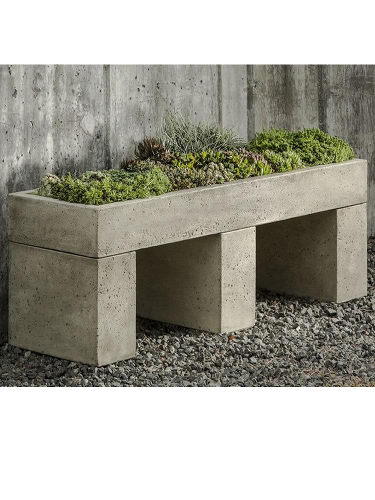 Trough Garden Bench