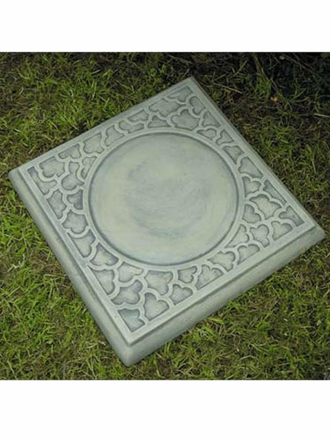 Square Cloud Stepping Stone