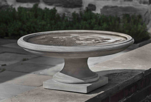 Montebello Birdbath (1 pc)