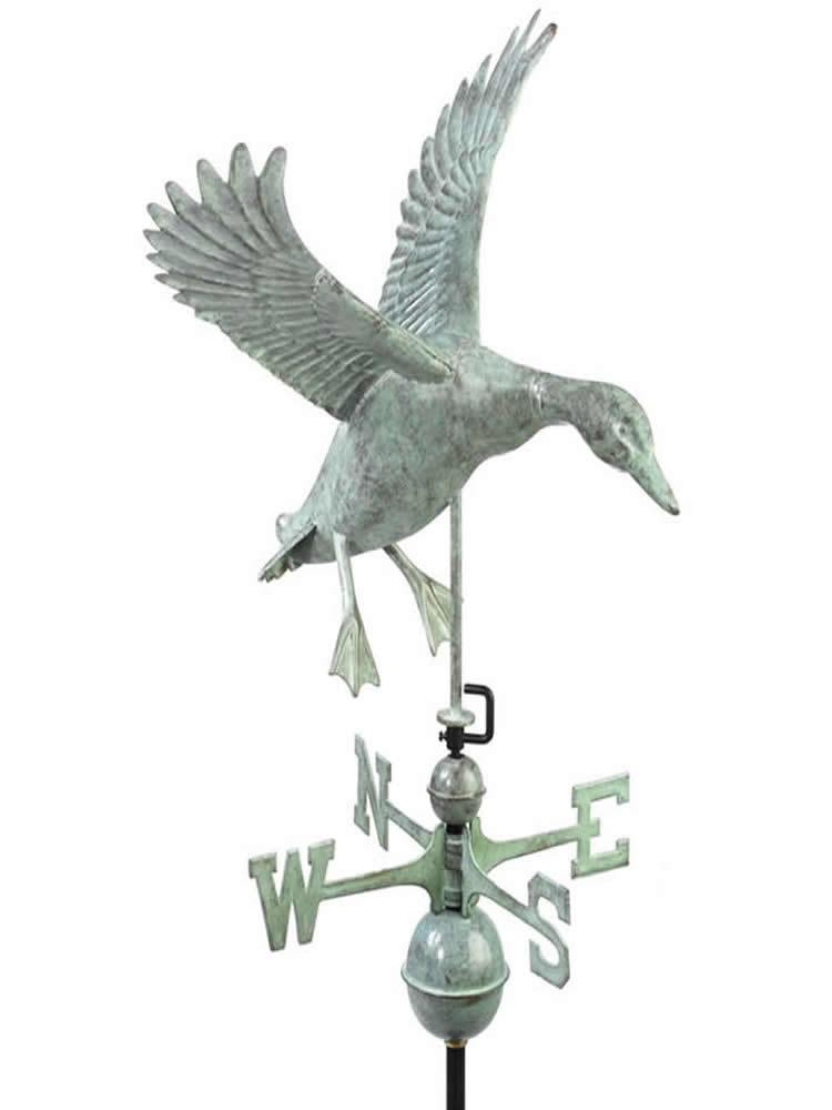 Make Way for Landing Standard Weather Vane
