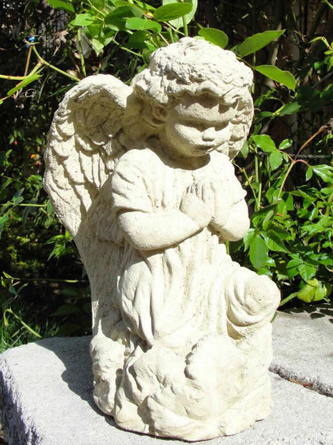 Classic Praying Angel