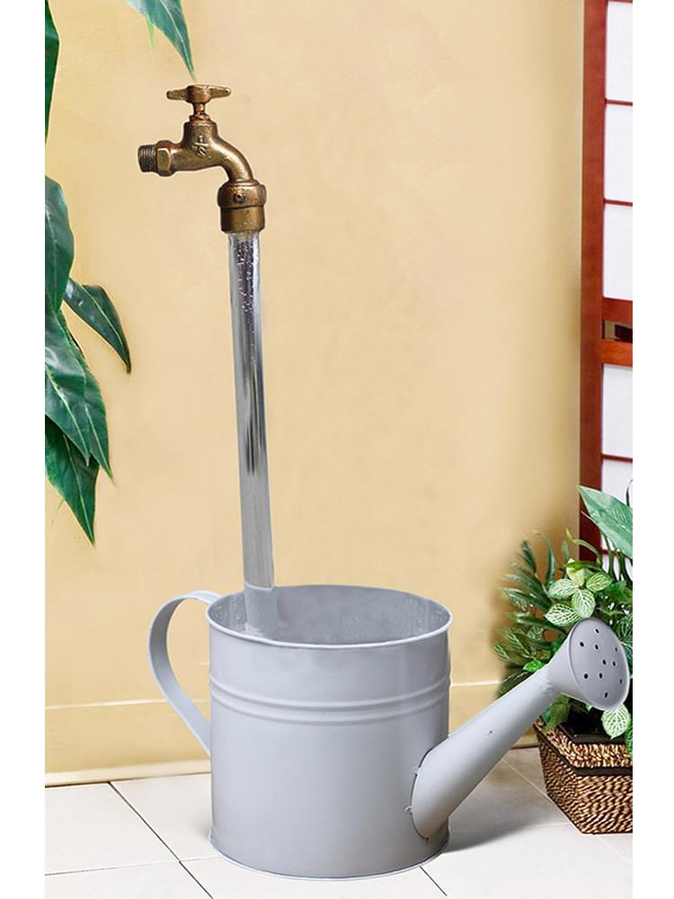 Floating Faucet Watering Can Fountain