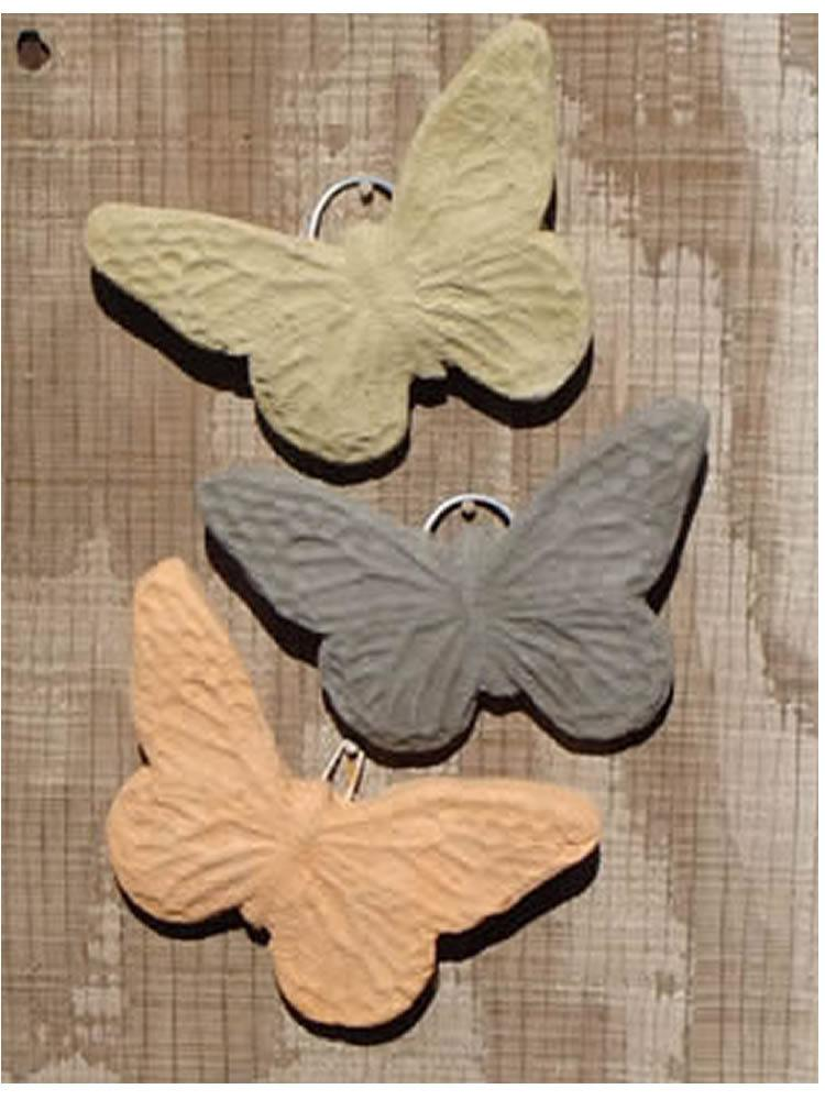 Mini Butterfly Plaque
