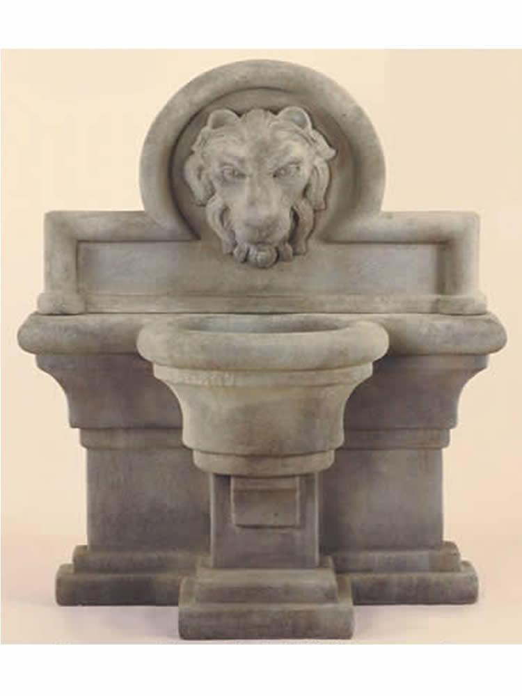 Leone Grande Wall Fountain