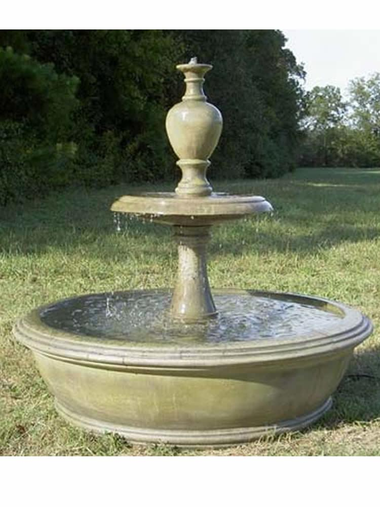 The Anderson Fountain with Urn
