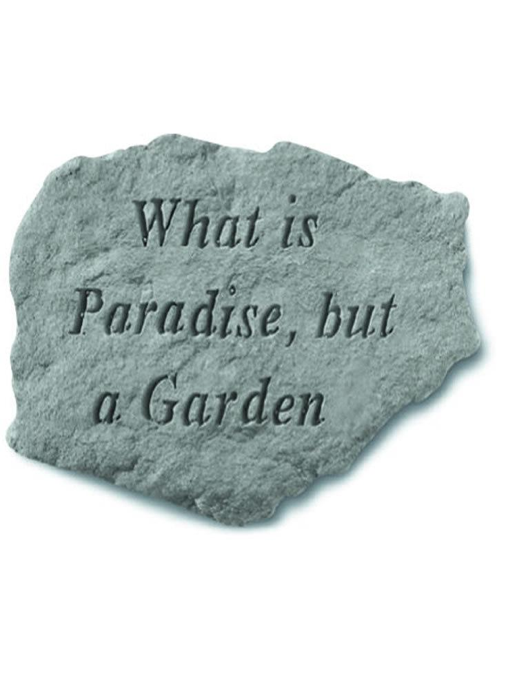 What is Paradise Stone Plaque