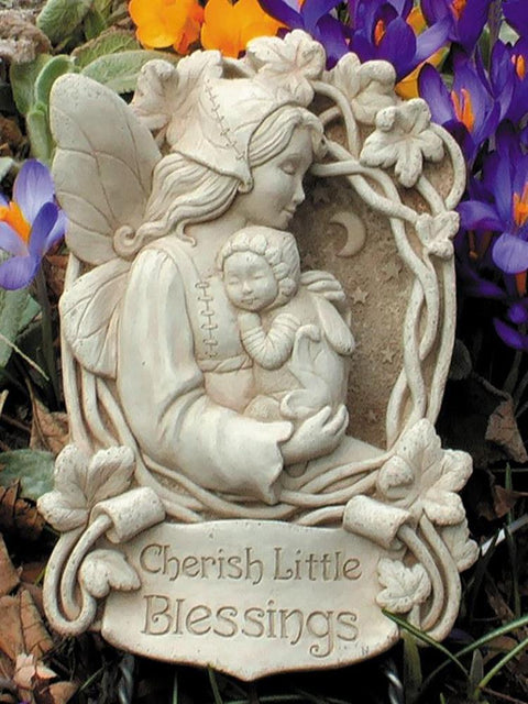 Little Blessings Plaque