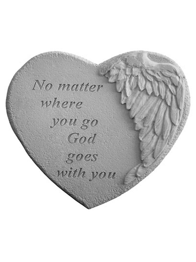 Winged Heart- No matter where