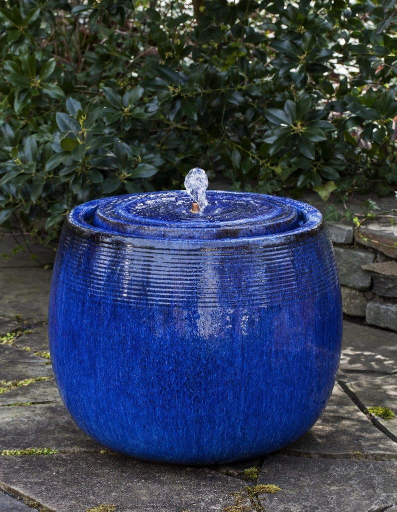 Boden Fountain - Riviera Blue