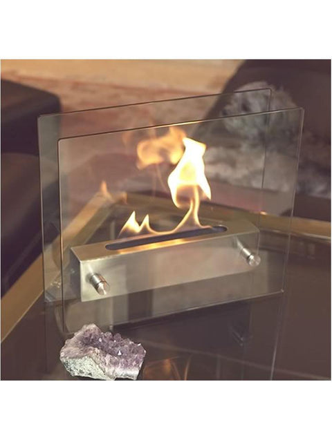 Irradia Tabletop Ethanol Fireplace