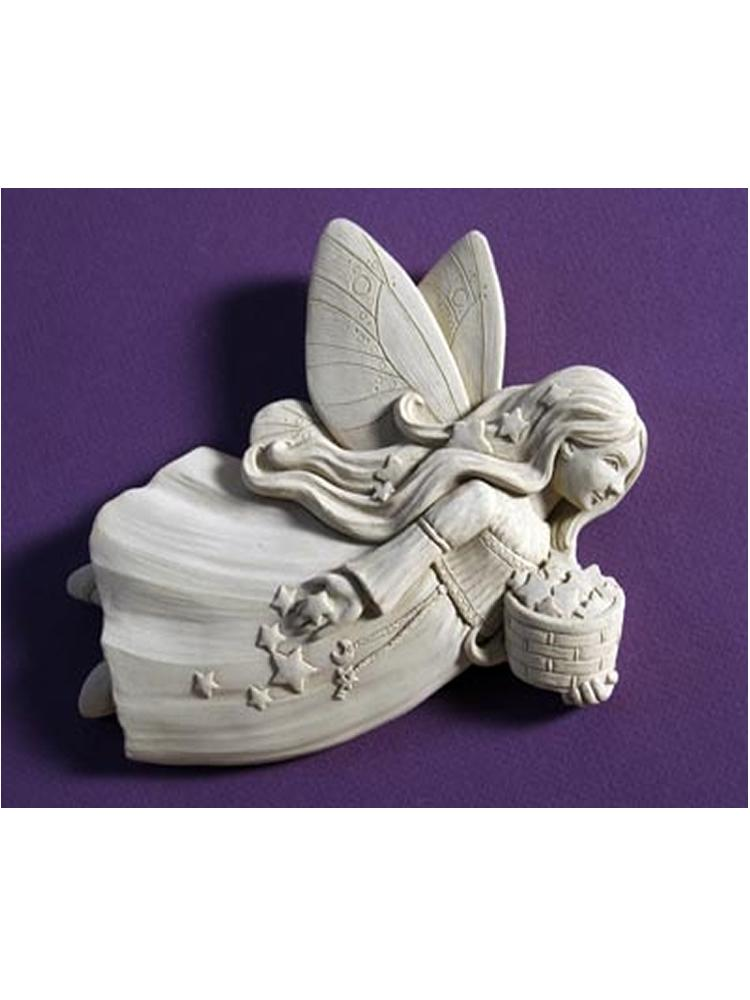 Star Dust Fairy Plaque