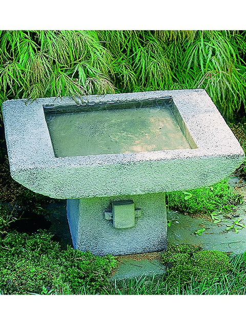 Kyoto Bird Bath