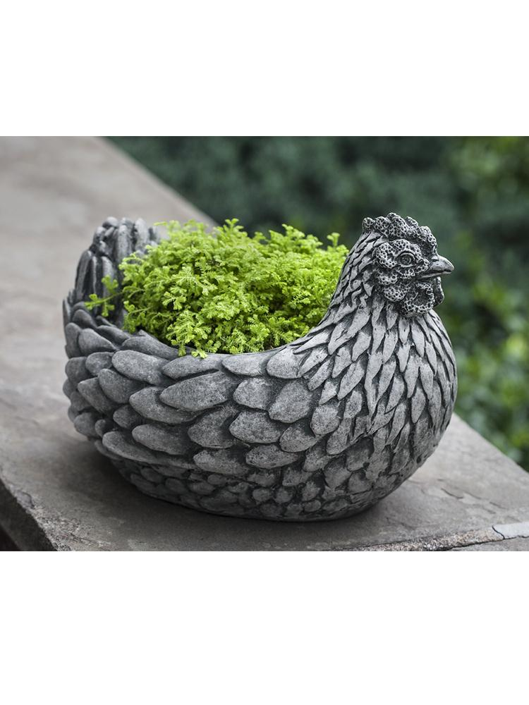 Chicken Planter