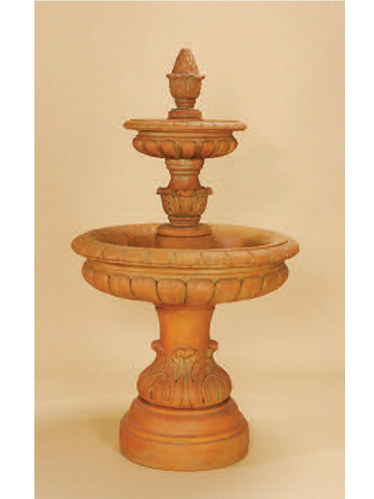 Rosea Two Tier Fountain
