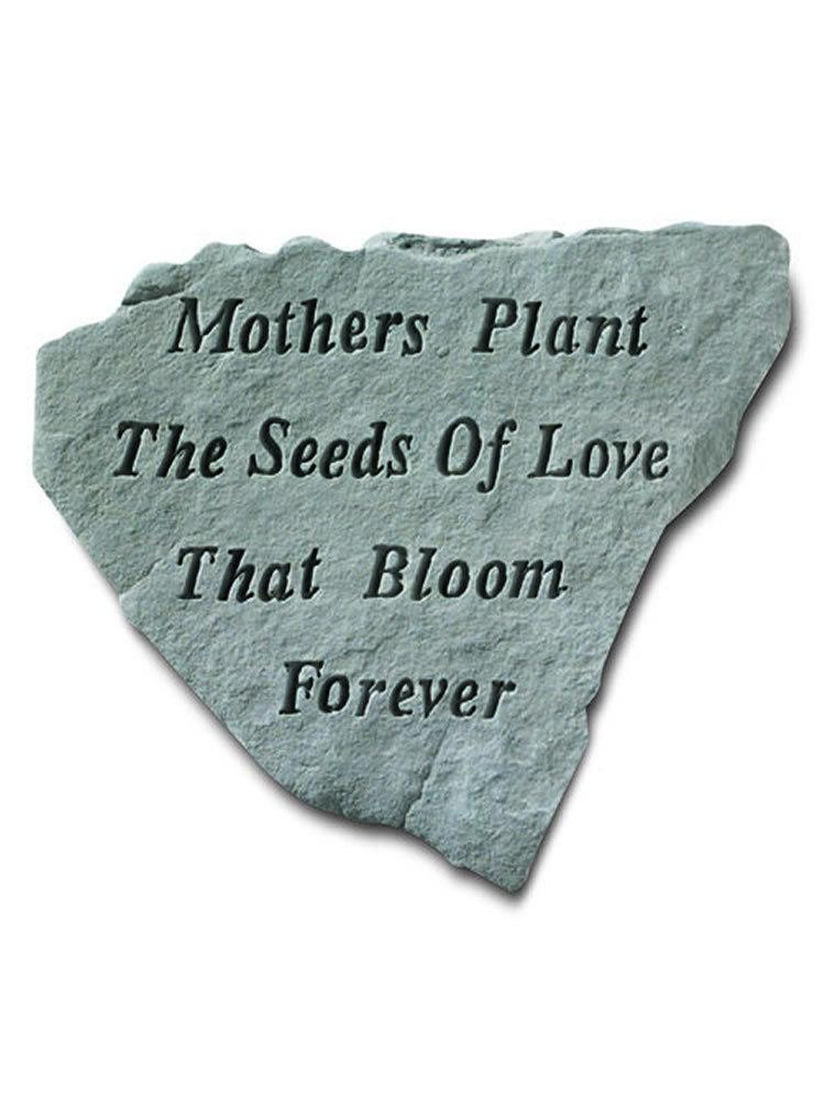Seeds of Love Stone Plaque