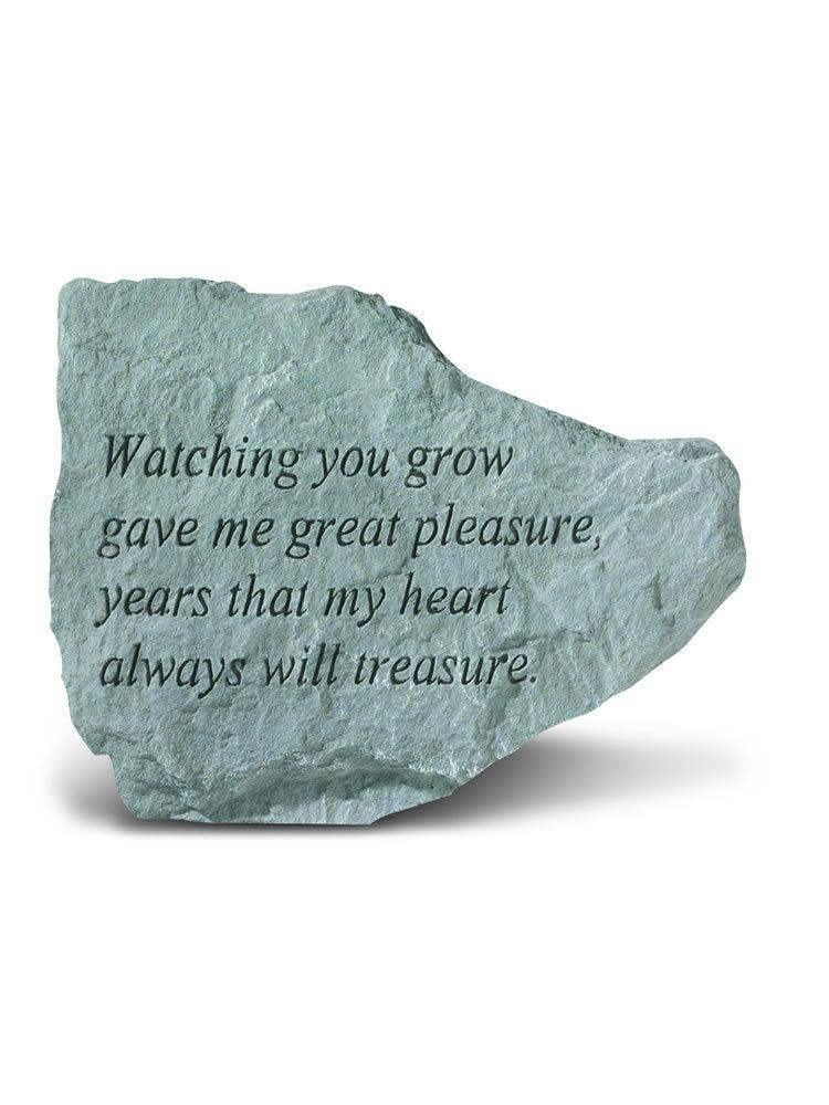 Watching You Grow Mini Garden Stone/Plaque