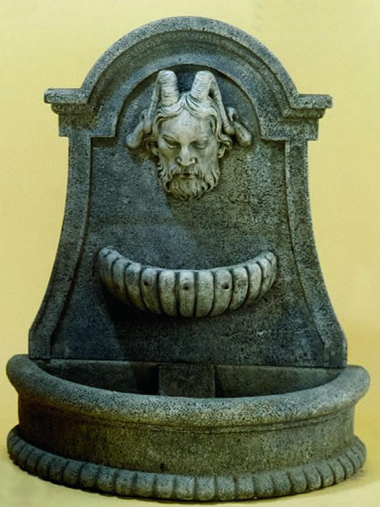 Tauro Wall Fountain