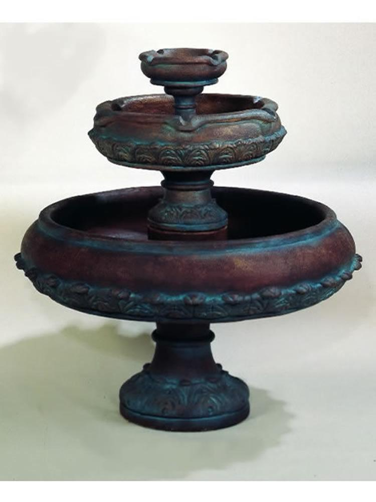 Capri Three Tier Fountain