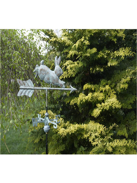 Thumper Garden Weather Vane