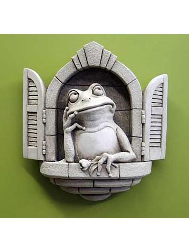 Daydreamin' Froggy Plaque
