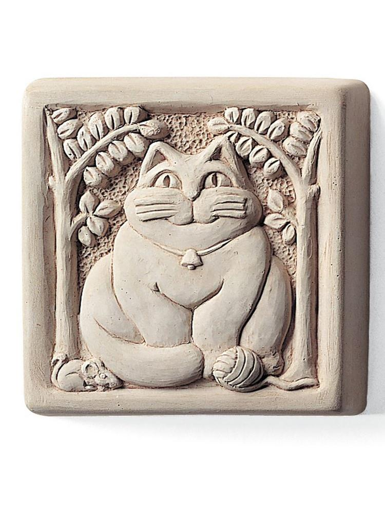 Nice Fat Kitty Plaque