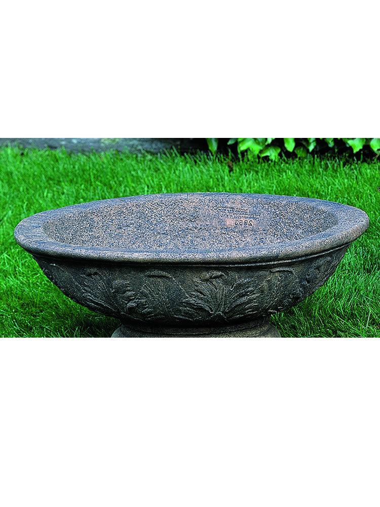 Murcia Bowl with Leaves