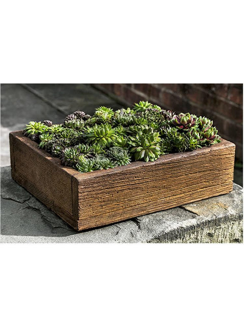 Medium Barn Board Planter