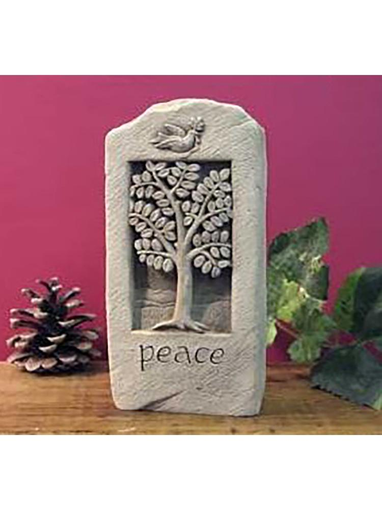 Peace Garden Stone/Plaque