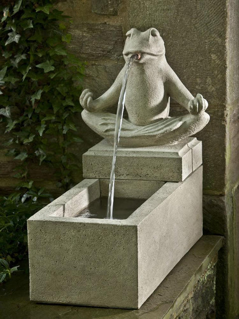 Zen Plinth Fountain