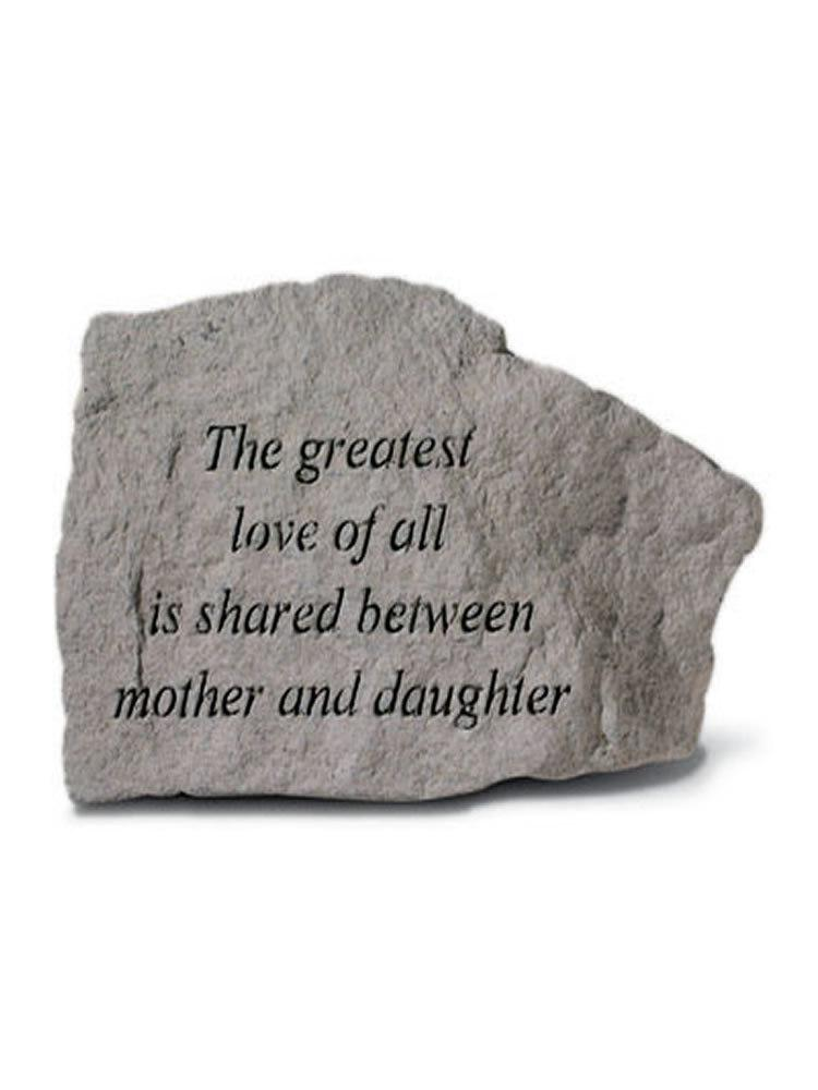 The Greatest Love Mini Garden Stone/Plaque