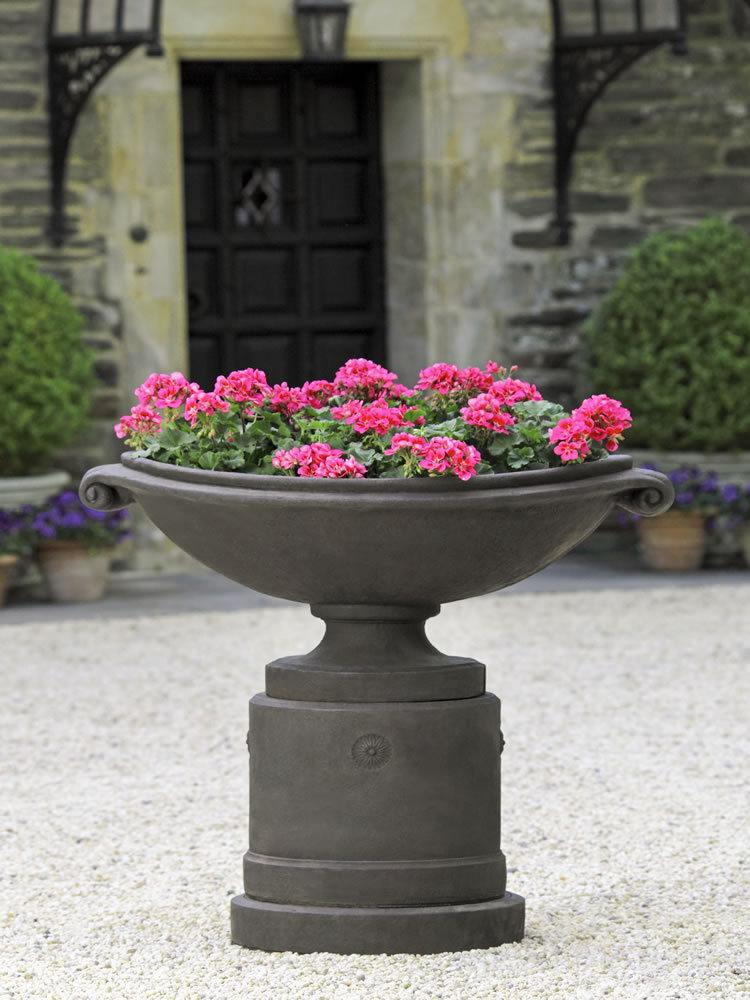 Medici Planter with Pedestal