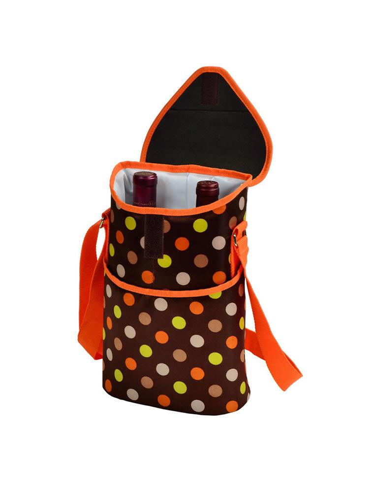 Double Bottle Carrier -Julia Dot
