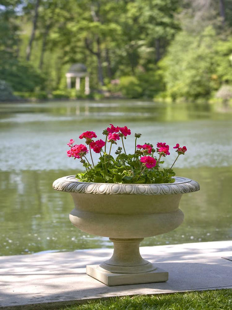 Longwood Collection Planters – Garden-Fountains com