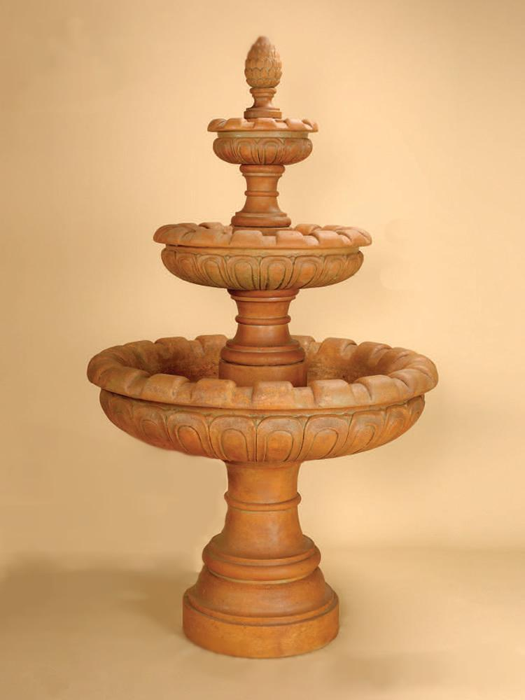 Regale Three Tier Fountain