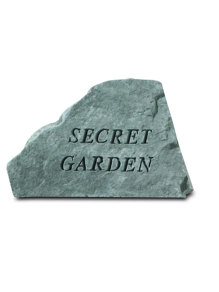 Secret Garden Accent Rock