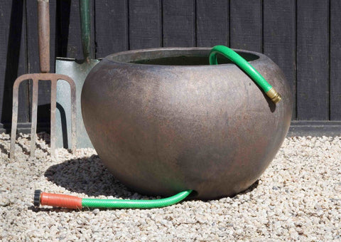 Hose Pot  - Bronze