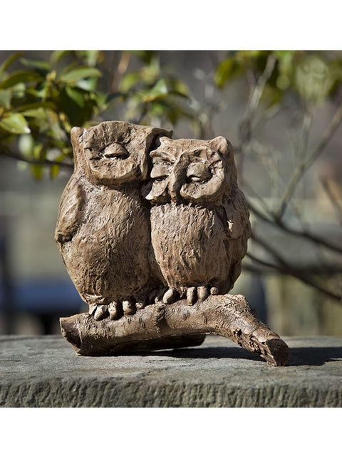 Honeymoon Owls