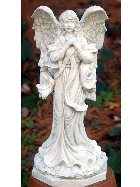Thank Heaven Angel Garden Statue
