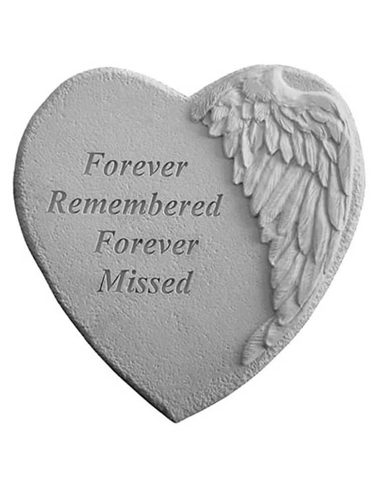 Winged Heart- Forever Remembered