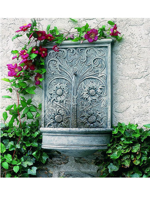 Gentil Sussex Wall Fountain
